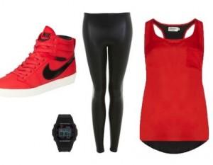tenue de sport 1